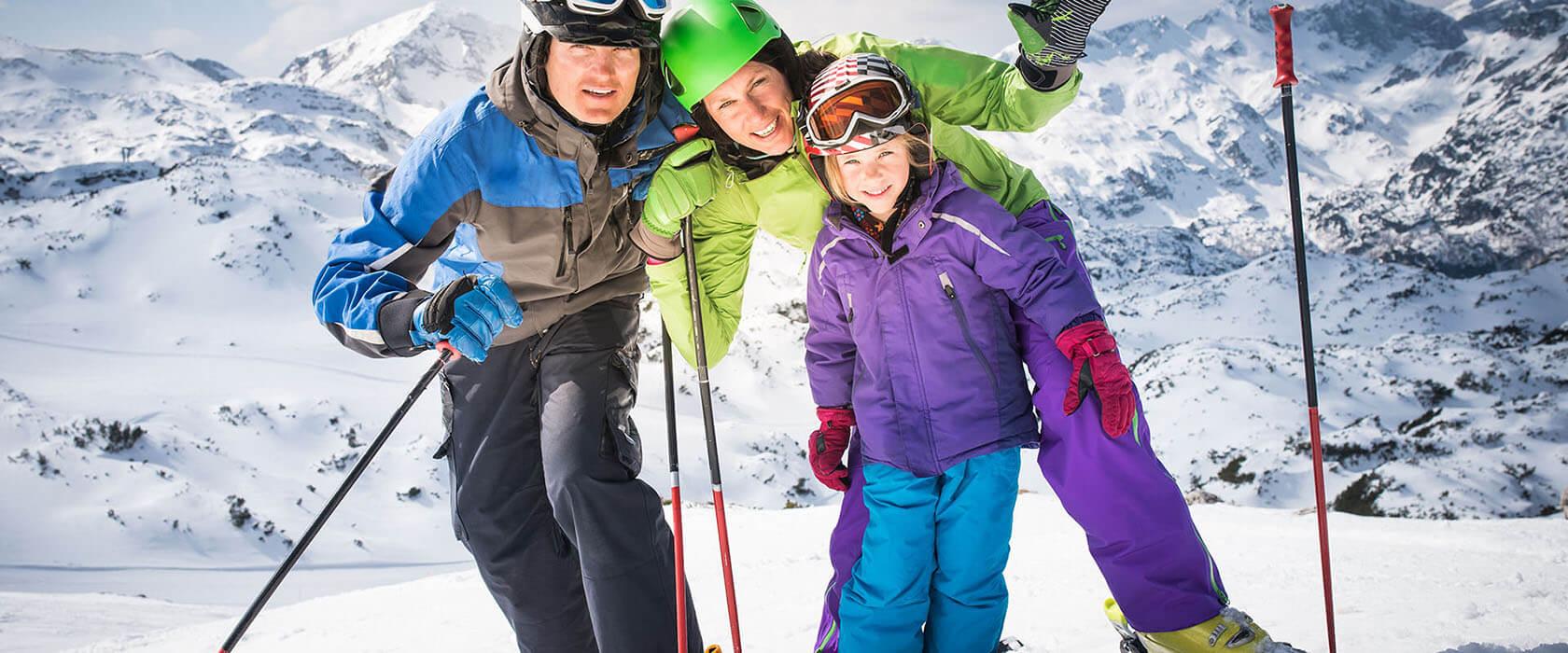 61536dda6 Bezpečnost při lyžování - Lyžařské zájezdy - Zimní dovolená